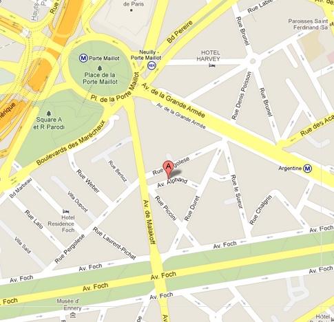 siège Idealex Paris