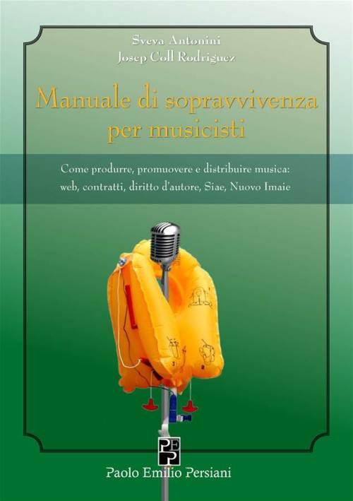 Manuale sopravvivenza musicisti Antonini