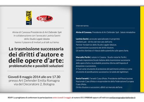 talk8maggio