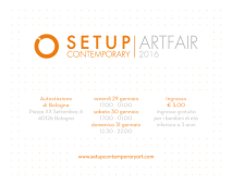 Set Up Art Fair